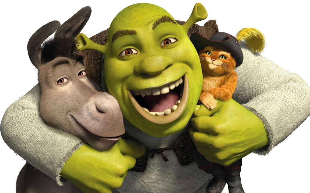 Dreamworks Animation trae de vuelta a Shrek.