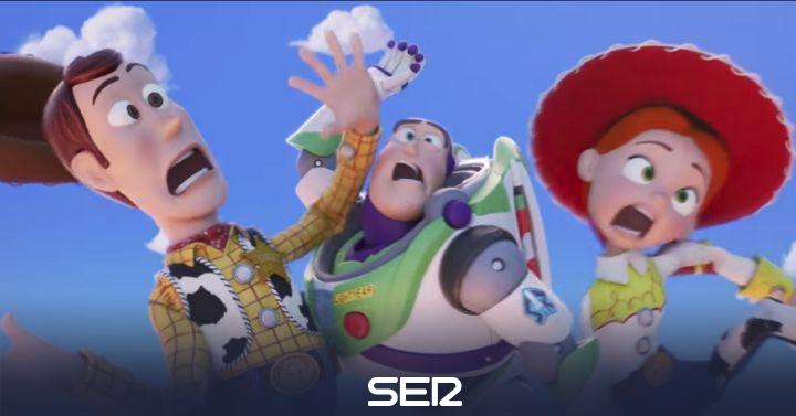 2c3643d633435 Disney Pixar presenta el primer tráiler de  Toy Story 4