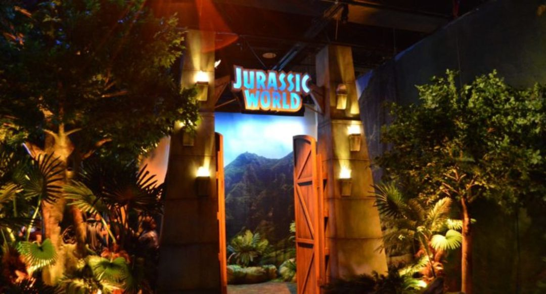 "Los dinosaurios de ""Jurassic World: The Exhibition"" llegan a Madrid"
