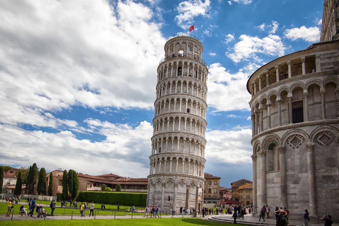 foto de La Torre de Pisa cada vez menos inclinada Internacional Cadena SER