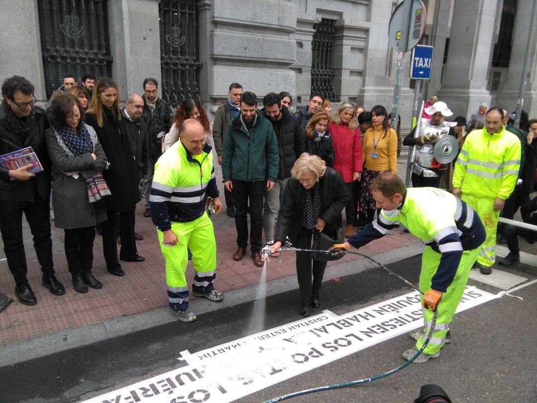 Versos Al Paso Mapa.Un Mapa Para Hacer Poemas Desde El Asfalto Radio Madrid Hoy Por Hoy Madrid Cadena Ser