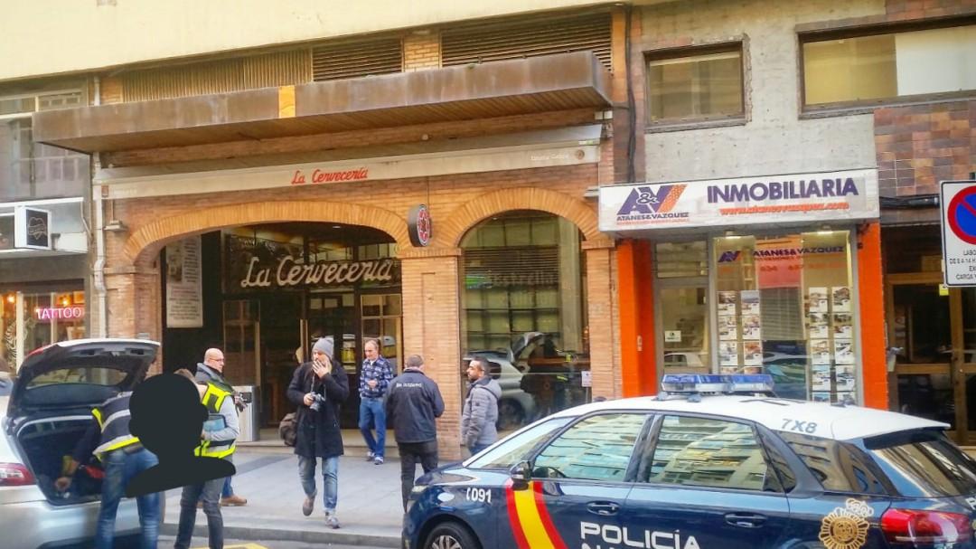 La Policía detiene a cuatro personas por el atraco de la cervecería de  Estrella Galicia aeaa5a5cdc3f