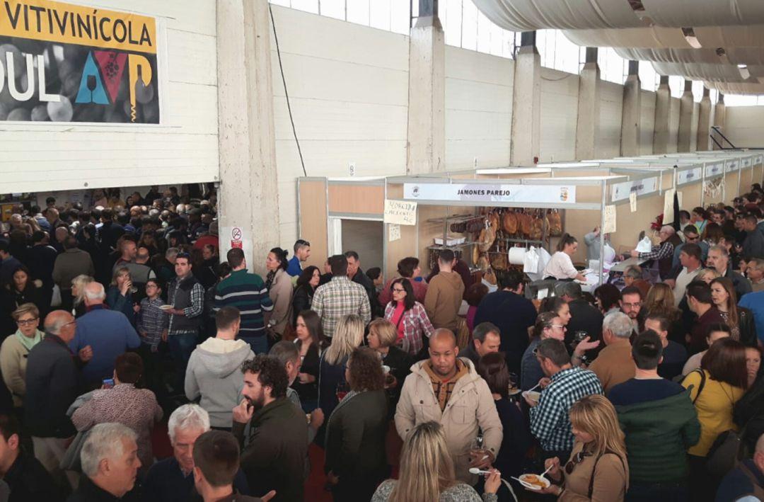 Feria 'Lo mejor del sur' en Padul (Granada)