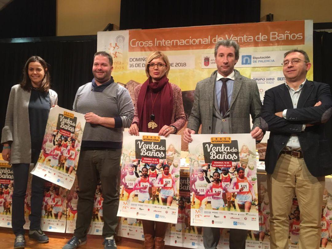 Venta De Banos Presento Sus Atletas Para El Domingo Radio Palencia