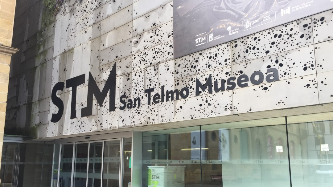 Resultado de imagen de museos san telmo