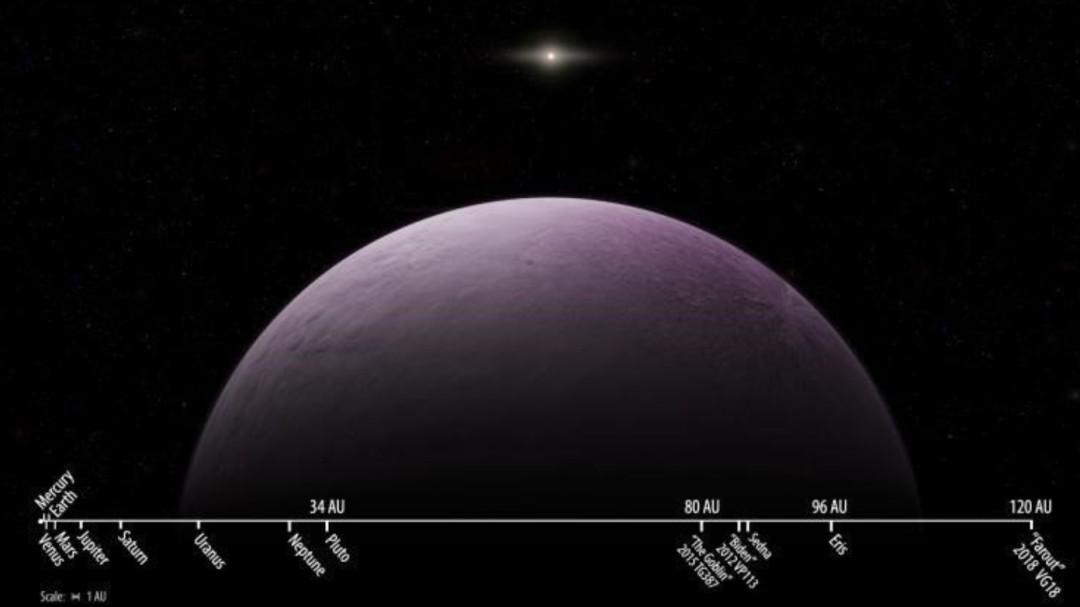 Descubierto el objeto celeste más lejano jamás observado
