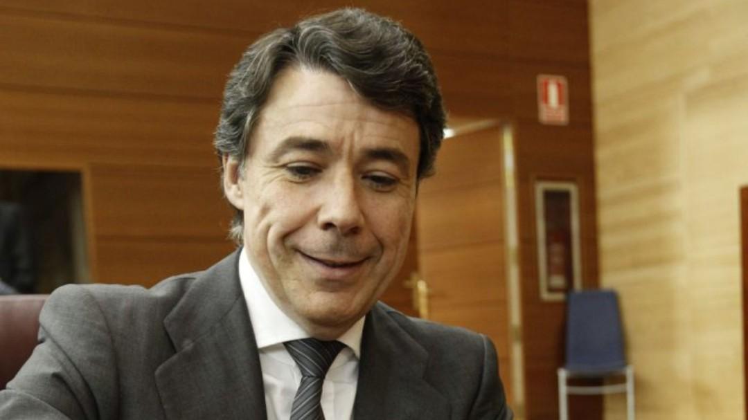 Anticorrupción pide embargar el sueldo de Ignacio González en el Ayuntamiento de Madrid