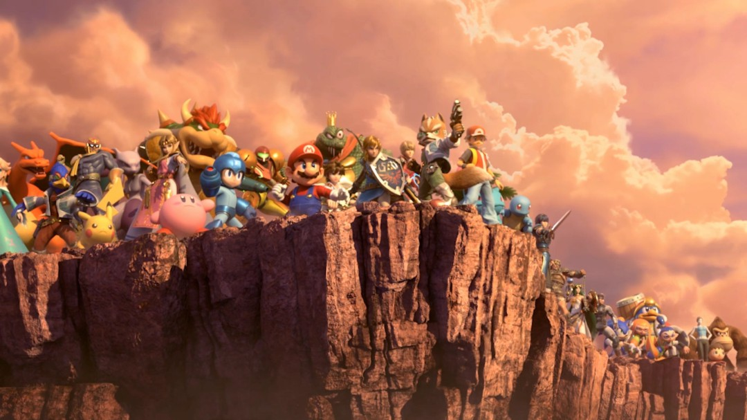 Super Smash Bros Ultimate, otro grande para Nintendo Switch