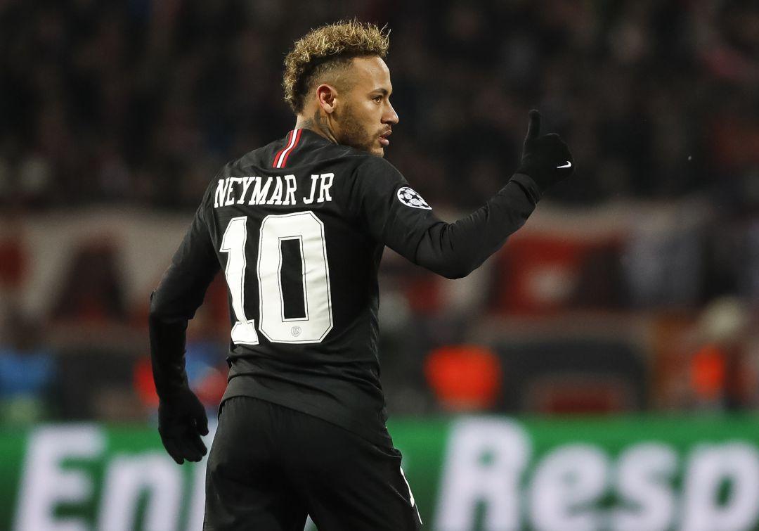El Nuevo Cambio De Look De Neymar Para Las Navidades
