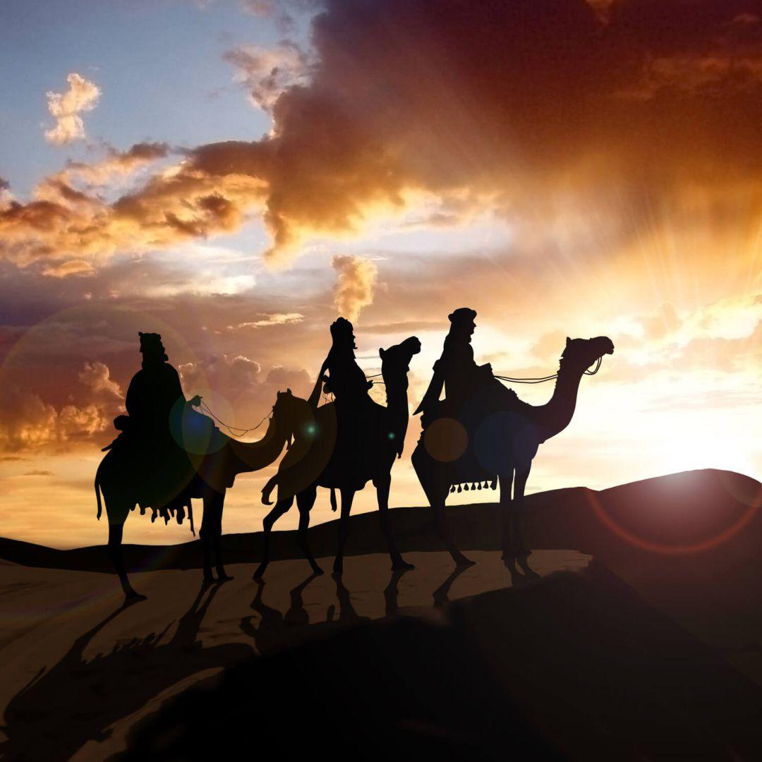 El Mensaje De Los Reyes Magos A Los Ninos De Cadiz En Hoy Por Hoy