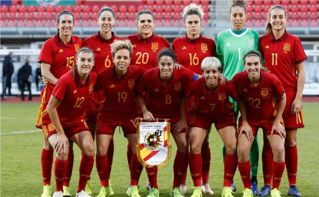 Código promocional mejor selección de materiales superiores La Selección Española Femenina da la lista de convocadas ...