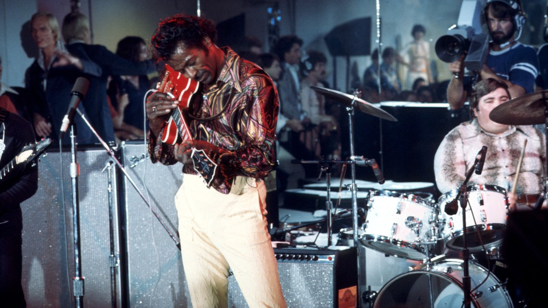 Chuck Berry y el testamento del padre fundador del rock and roll