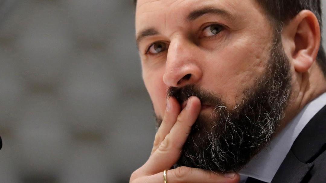 Vox no entregó al Tribunal de Cuentas la lista de sus 146 donantes iraníes