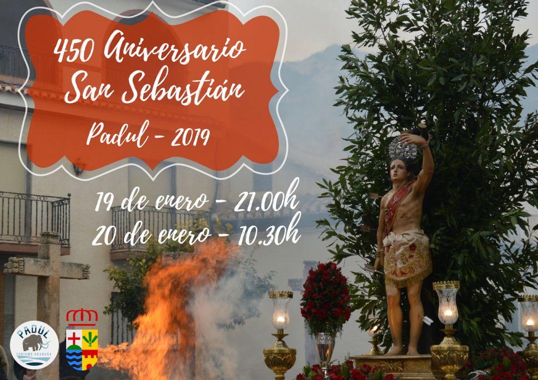La localidad celebra San Sebastián los días 19 y 20, una fiesta con 450 años de tradición