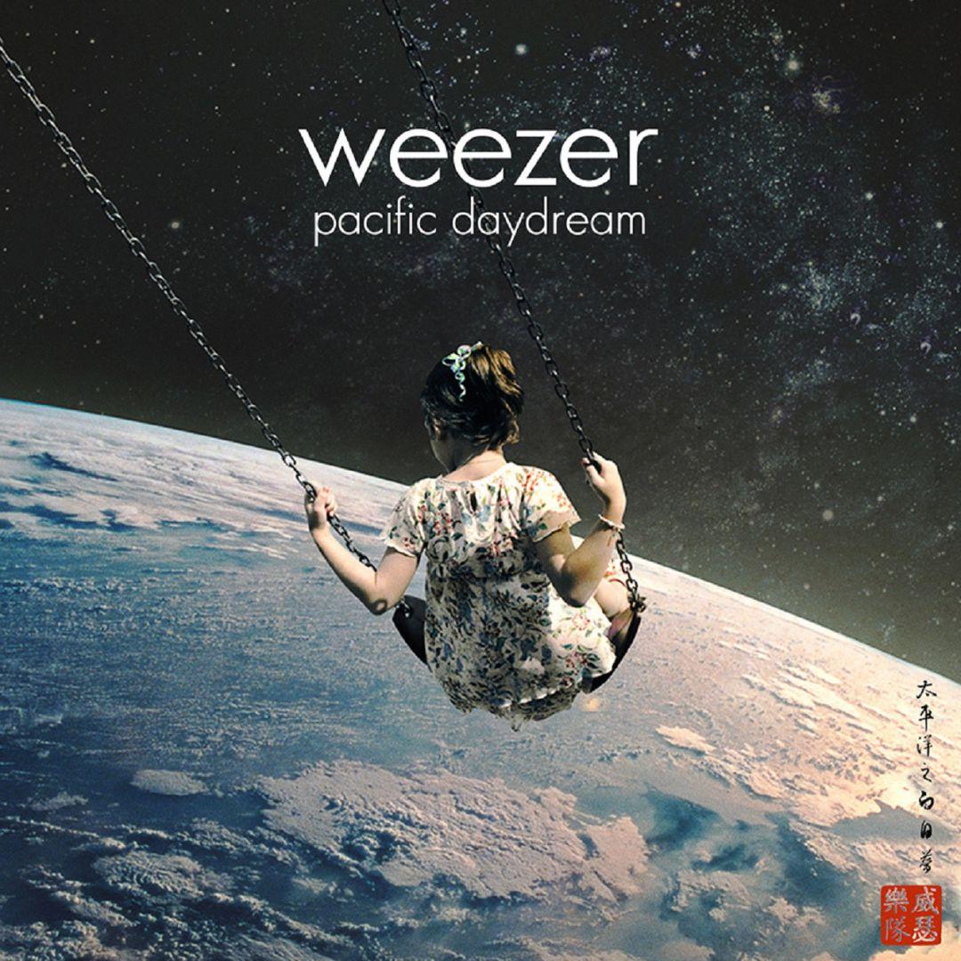 Portada del disco de Weezer diseño Fran Rodríguez