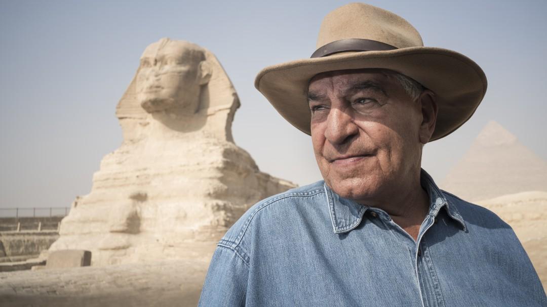 El afamado egiptólogo Zahi Hawass afirma conocer dónde está enterrada Cleopatra