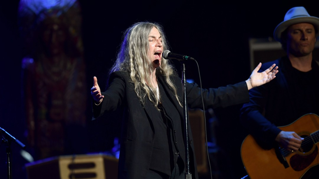 Patti Smith, primera cabeza de cartel del Noroeste
