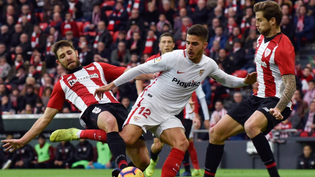 Sevilla - Athletic, en directo