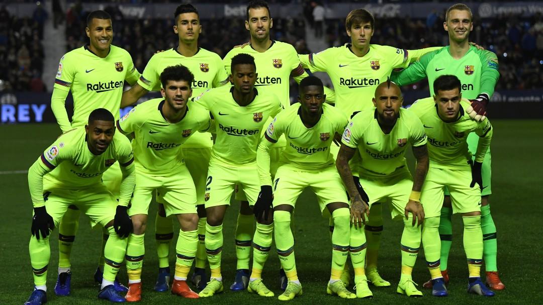 El Levante denunciará al Barcelona por alineación indebida y la RFEF archivará la denuncia