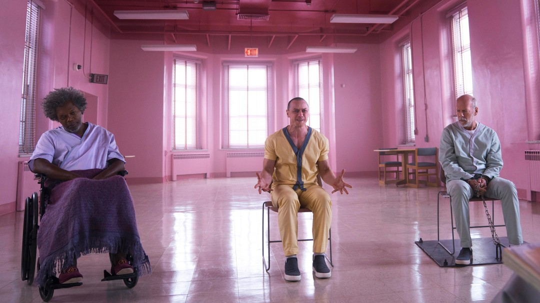 'Glass', el síndrome del superhéroe