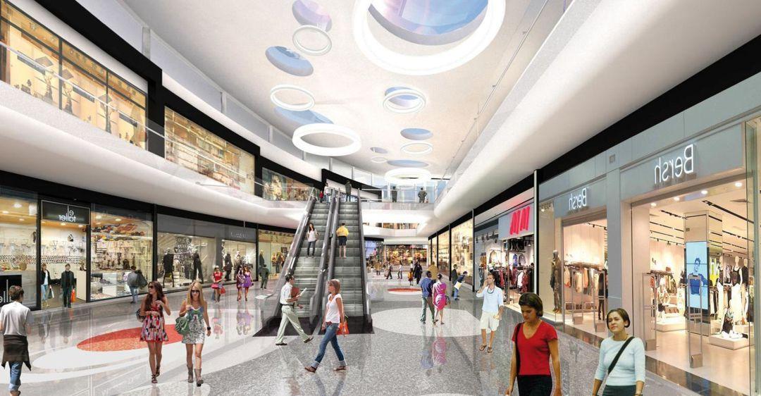 El centro comercial torrec rdenas a la venta ser almer a - Centre comercial la illa ...