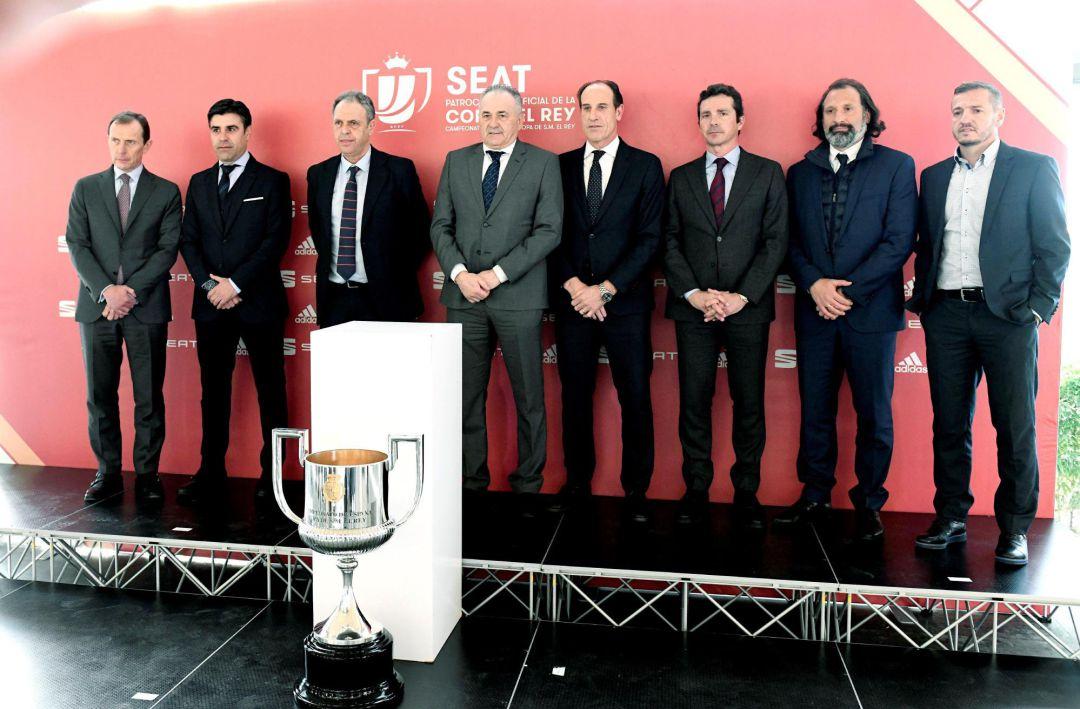 Sorteo cuartos Copa del Rey: R. Madrid - Girona y Sevilla ...