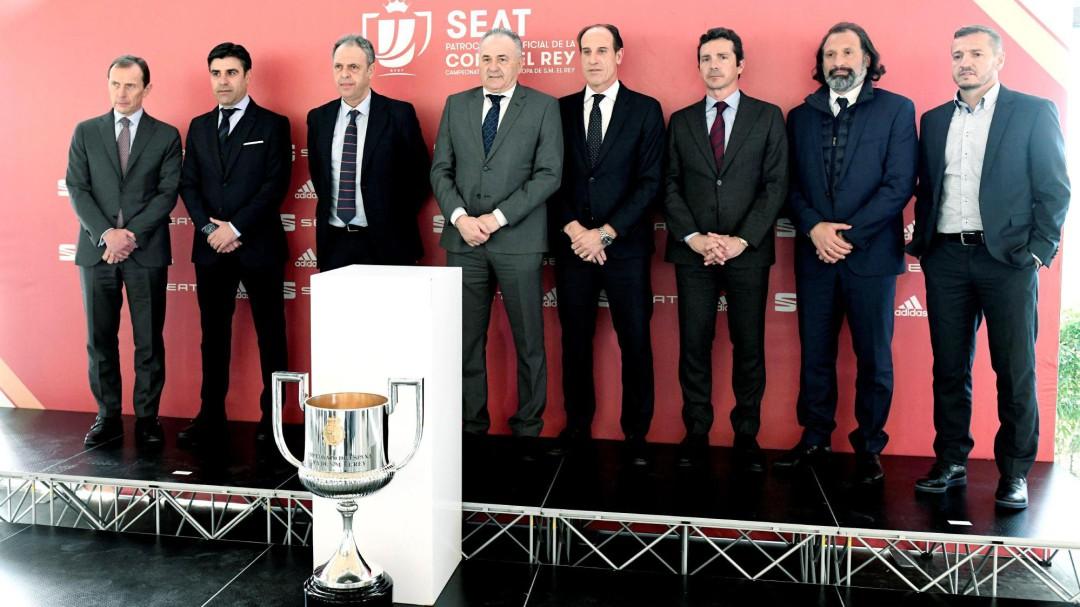 R. Madrid - Girona y Sevilla - FC Barcelona, cruces de cuartos de final