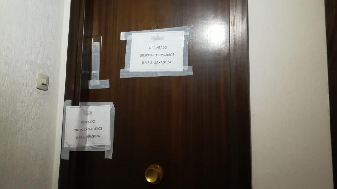 Una abogada, hallada muerta en un piso de Zaragoza con signos de violencia