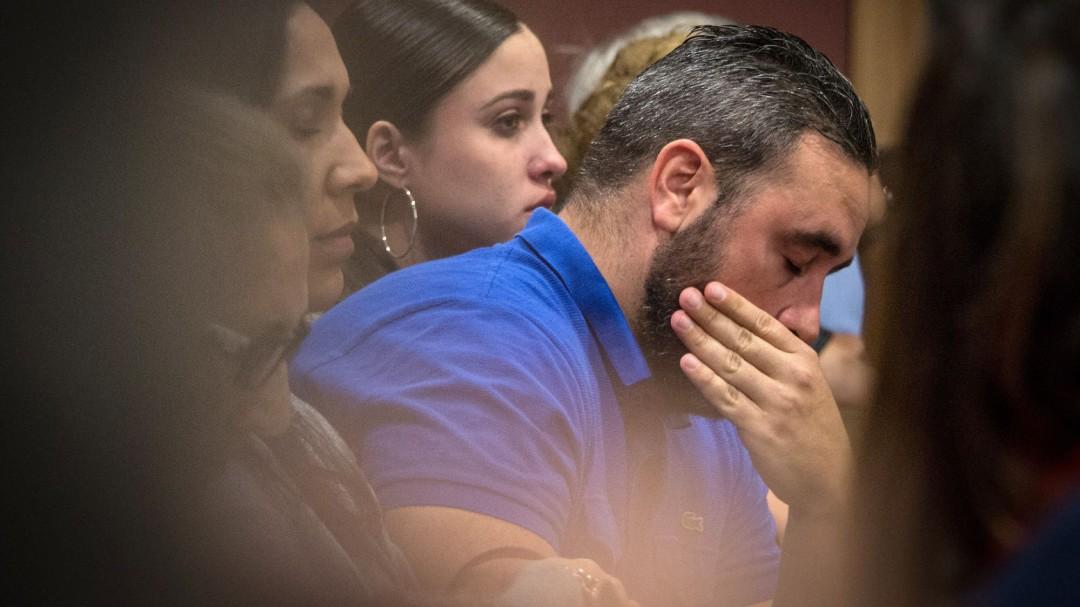 """Pablo Ibar, """"en shock"""" después de conocer el veredicto del Tribunal"""