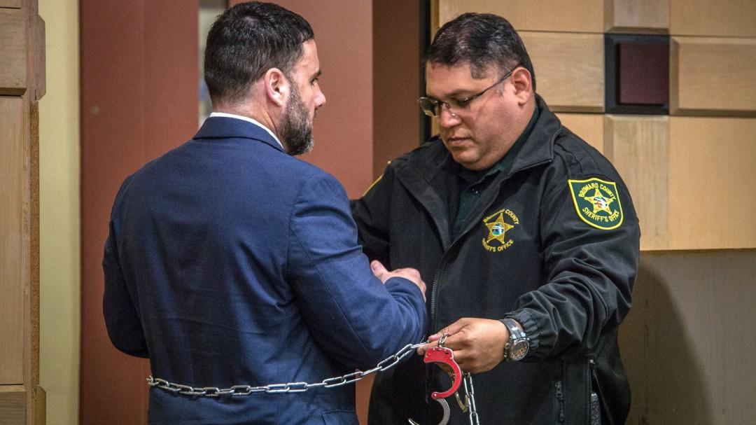 El español Pablo Ibar, declarado culpable del triple asesinato cometido en Florida en 1994