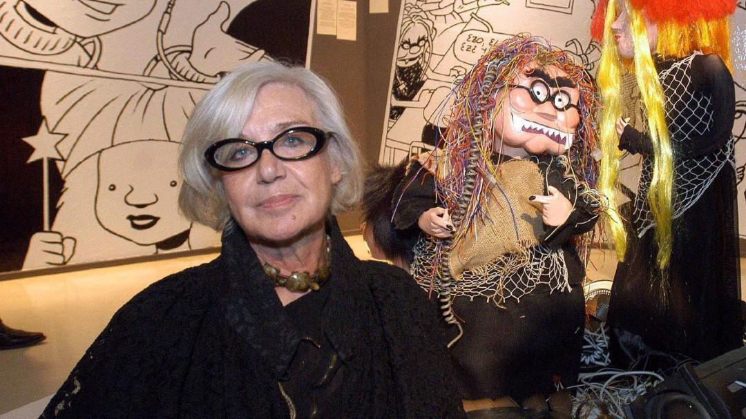 Muere a los 84 años Lolo Rico, creadora y directora del programa 'La bola de cristal'