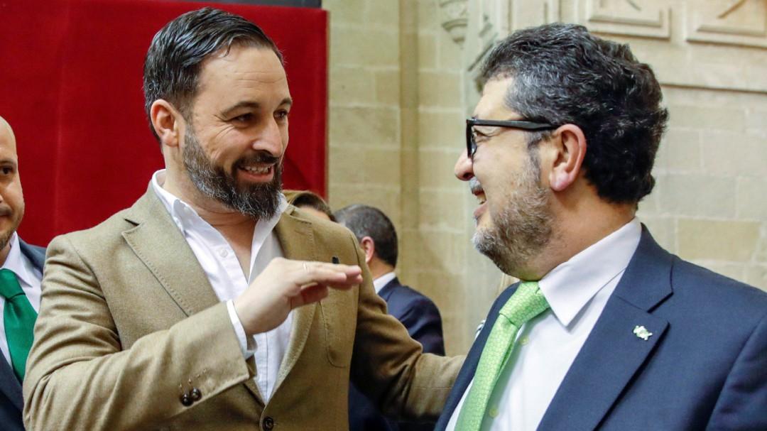 Vox se fundó gracias a la donación de un millón de euros del exilio iraní