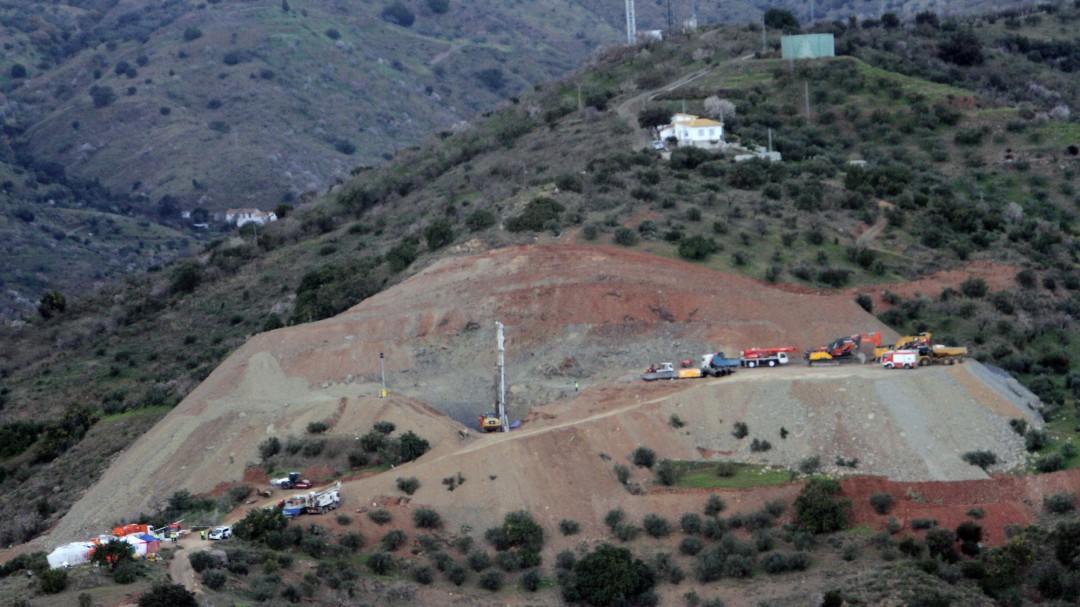 DIRECTO | Finaliza la excavación del túnel vertical que llevará hasta Julen