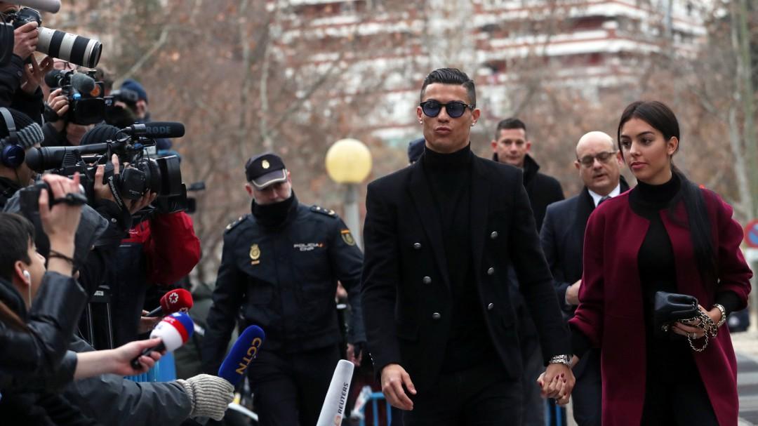 """Cristiano Ronaldo, tras ser condenado a 23 meses de cárcel y 18,8 millones: """"Todo perfecto"""""""