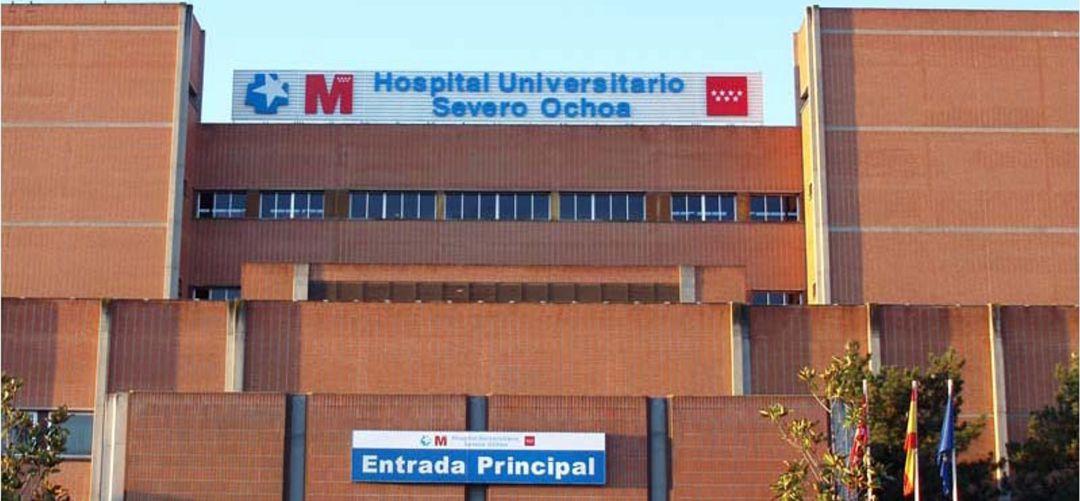 Resultado de imagen de plataforma: Leganés por un hospital de apoyo