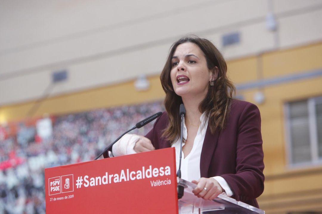 [PSOE] Mitin de Sandra Gómez en Castellón   1548592439_702585_1548597552_noticia_normal