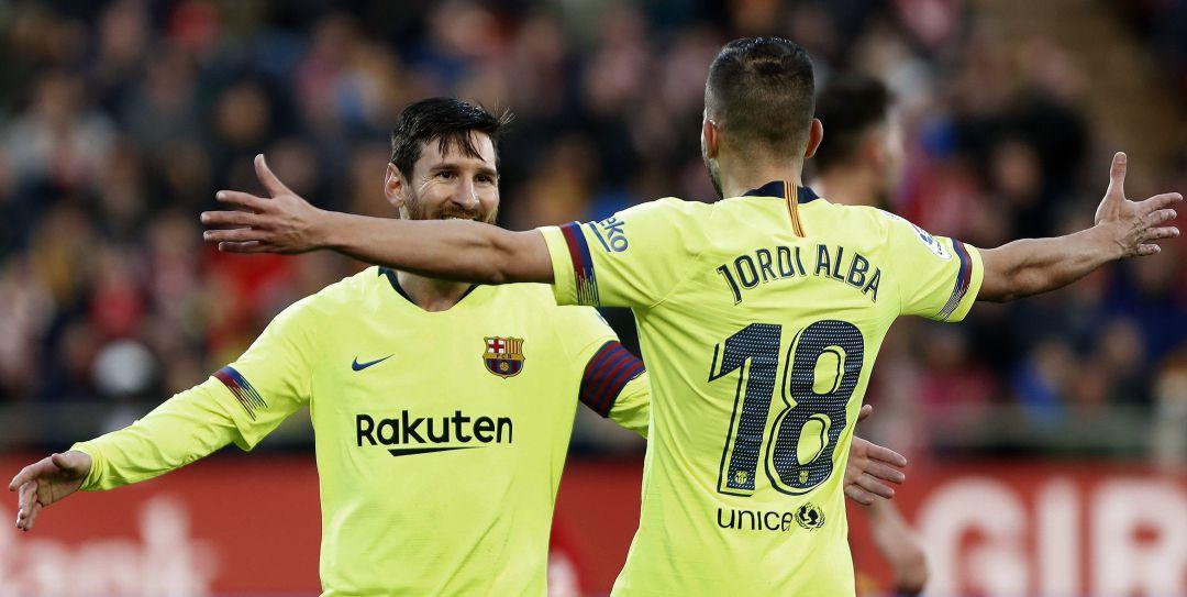 Acuerdo total entre Jordi Alba y el Barcelona: renovará hasta 2024