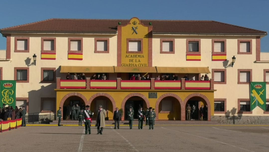 Academia de la Guardia Civil de Baeza