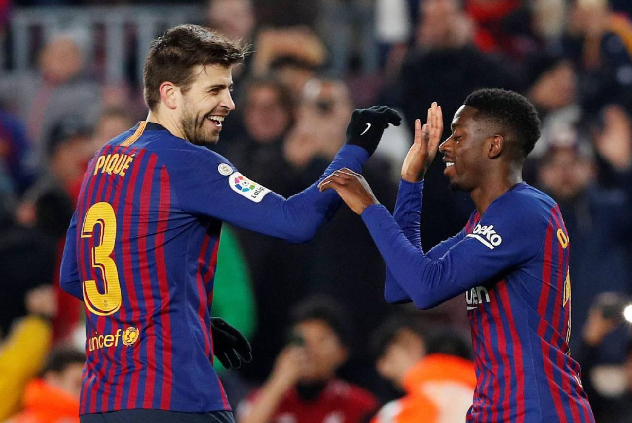 cd4df1fa7 El Barça quiere remontar ante el Sevilla en la Copa del Rey: SER  Deportivos: El Barça quiere la Copa (30/01/2019) | SER Deportivos | Cadena  SER