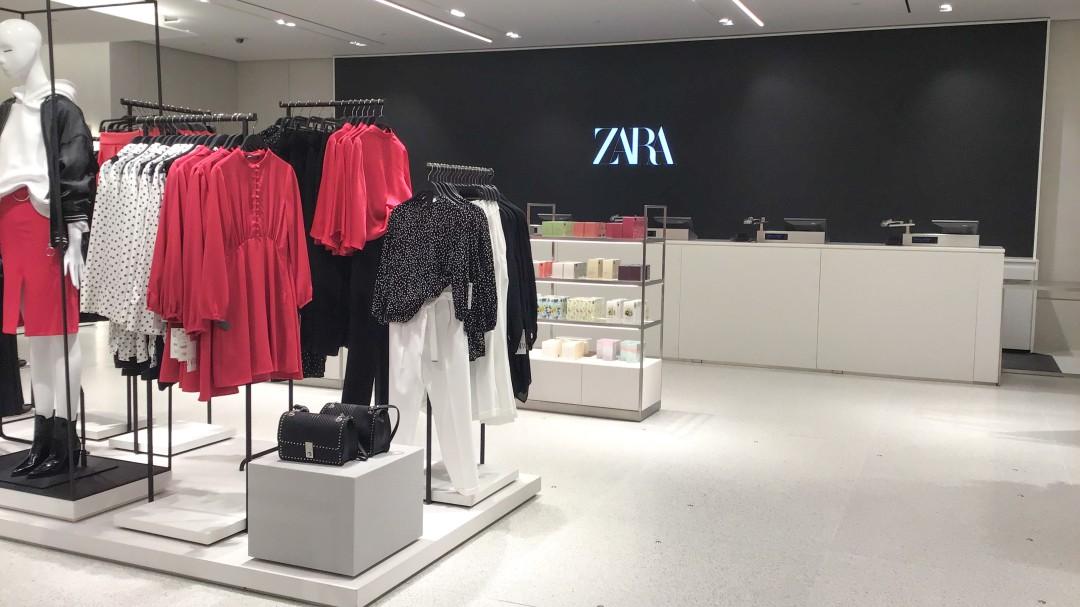 Zara abre una nueva tienda de dos plantas en Larios Centro 60bb4e8e9d9