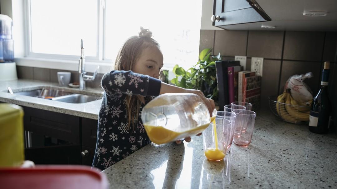 Encuentran arsénico y plomo en zumos comercializados para niños