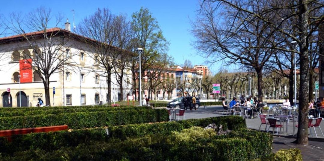 Diagnóstico del entorno de la plaza Urdanibia