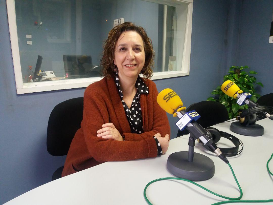 Maribel Pizarro, directora del TEG.