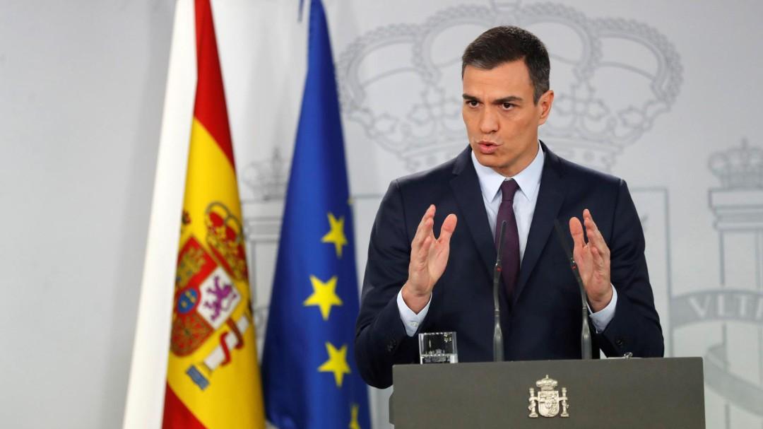 Sánchez anuncia la fecha de las elecciones anticipadas: 28 de abril