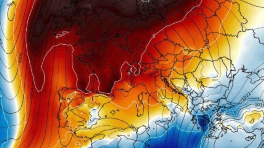 ¿Hace demasiado calor para ser invierno? Un 'monstruo' meteorológico provoca estas temperaturas primaverales