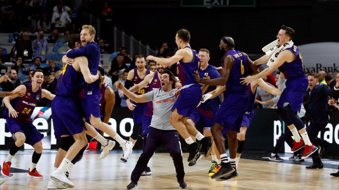 El Barcelona se lleva la Copa del Rey en la prórroga y tras un final de infarto
