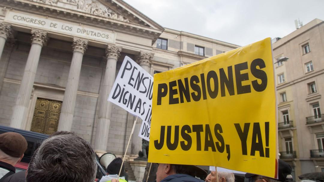 El adelanto electoral y las exigencias de Podemos dinamitan el Pacto de Toledo