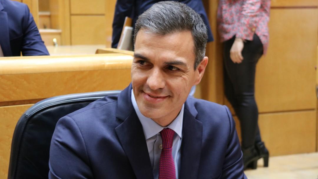 """Pedro Sánchez pasa al ataque contra el independentismo: """"Viven del conflicto"""""""