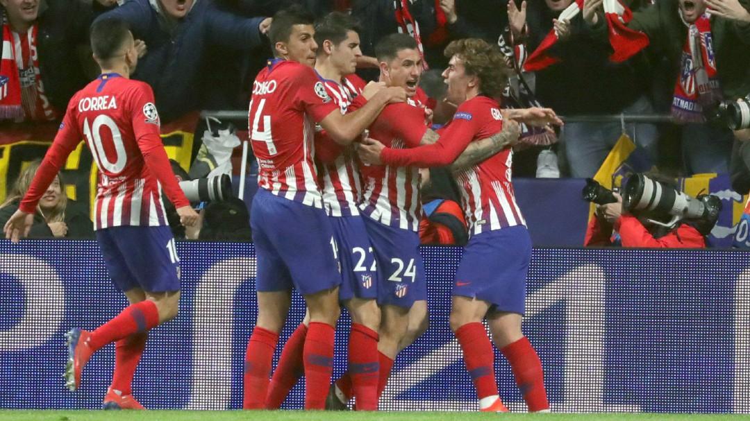 El Atlético impone su carácter ante la Juventus