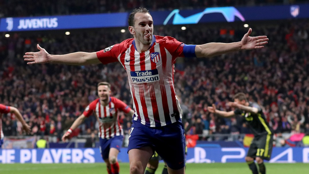 El Atlético impone su carácter ante la Juve y refuerza sus opciones en la Champions